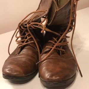 Combat boots?